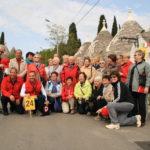 Apulien 22. - 29.04.2014 - Gruppe 24 in Alberobello
